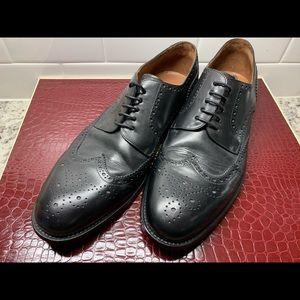 Gordon Rush men's size 11 Wing tip shoes